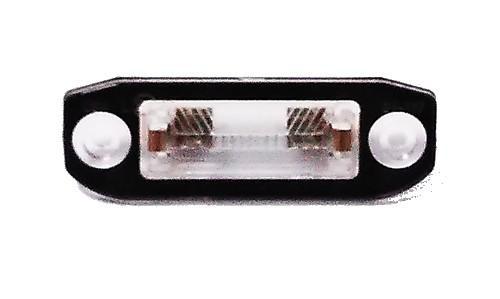 Lampka Oświetlenia Tablicy Rejestracyjnej Tył Z żarówką